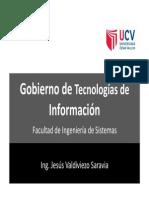 UCV_Gobierno de TI_Sesion 1