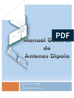 Manual General de Antenas Dipolo