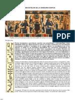 Capitulo Origen Estelar Sabiduria Egipcia