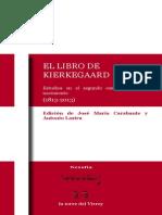 El Libro de Kierkegaard