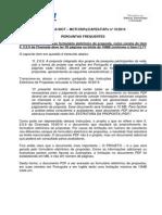 FAQ Da Chamada 16 2014 - InCT
