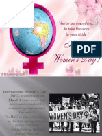 womens day presentation