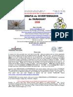006a Bibliografía Invertebrados Paraguay