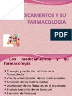 1) Generalidades Farmacológicas I