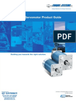 Torque Systems Brushless Servomotor Product Guide