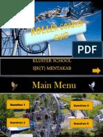 Qiuz Show Roller Coaster