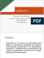 Presentacion Legislacion I