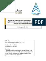 PPT - Informe GN Región Noroeste - EBB Ingeniería y Servicios Perú S.a.C