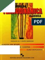 Fundamentos Da Termodinâmica Clássica 4ª Edição