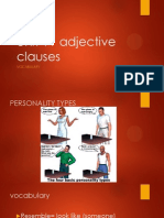 ao5 unit 11 adjective clauses