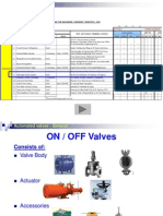 Automated Valves - General