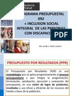 Ppr 092 Discapacidad Exposicion