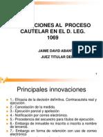 20081130-Innovaciones Al Proceso Cautelar d Leg 1069 Jdat