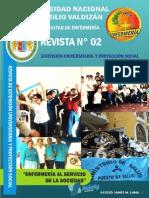 Revista de Extensión Universitaria y Proyección Social de Enfermería 2014 - UNHEVAL