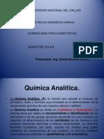 Clase 01 Quimica Analítica Cuantitativa