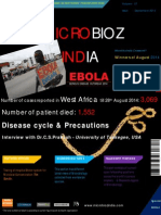 MICROBIOZ INDIA,SEPTEMBER 2014 ISSUE
