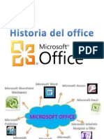 Historia Del Office