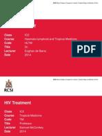 1. HIV Treatment