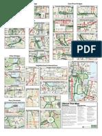2013 NYC Bike Map Bridges