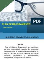 Plan Dem Mejoramiento Modificado