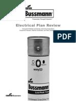 Des Bussman Electrical Plan Review