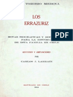 Federico Errázuriz Hijo Bio