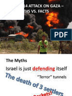 Summer of Fire - The Truth behind Israel's Attack on Gaza