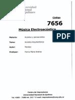Acustica Arquitectonica (Mendez)