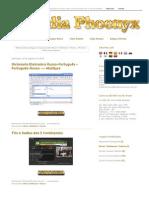 Claudia Phoenyx 1 Dicas Softwares Outros