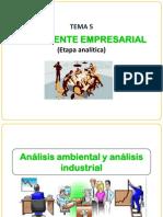5.1.Analisis Ambiental