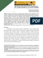 A CARTEIRA DE NOME SOCIAL PARA TRAVESTIS E TRANSEXUAIS  NO RIO GRANDE DO SUL
