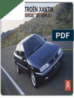 Manual Usuario Xantia II