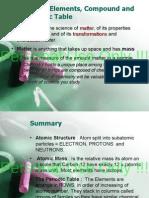 KI1101-2012-KD Lec02a StructureOfMatter