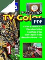 Alberto Picerno - Curso Superior de TV Color