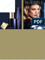 Estee Lauder Beautiful Start Guide 2014