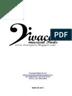 Catálogo Vivace Parts 2013