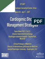 Cardiogenic Shock