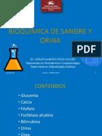 Bioquimica de Orina - Dr. Paco