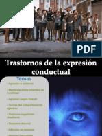 Expresión conductual