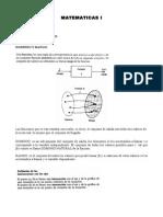 1.-Funciones Dominio y Rango