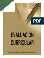 Evaluacion.curricular