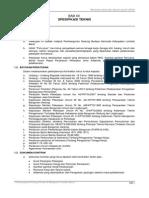Rencana Kerja Dan Syarat-syarat (RKS)