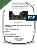 Informe Sobre Granulometria