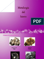 Metalurgia Del Fe