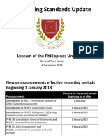 Accounting Standards Update 2013