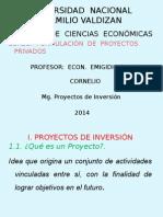 Formulación de Proyectos Privados