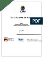 SAP BI Data Modeling