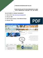 Manual Pengguna Sistem Maklumat Pelajar