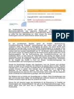 Der Kreditvergleich kostenlos und unabhängig - Checkliste um Kredite zu vergleichen