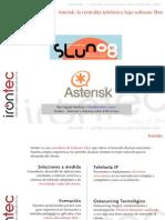 Iker Sagasti Asterisk La Centralita Telef Nica Bajo Software Libre